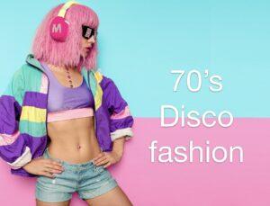 70's disco fashion