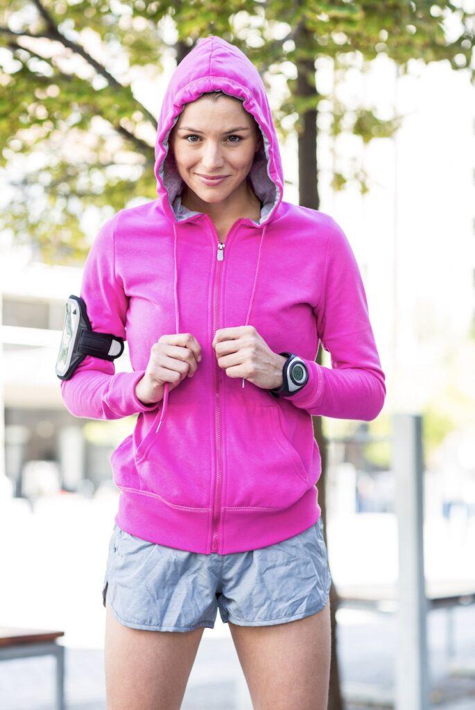 sports luxe fashion jacket
